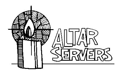 Image result for altar server